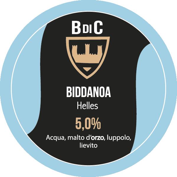 Biddanoa