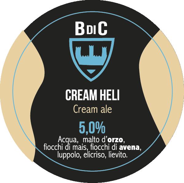 Cream Heli cream ale | Birre Speciali | Il Birrificio di Cagliari