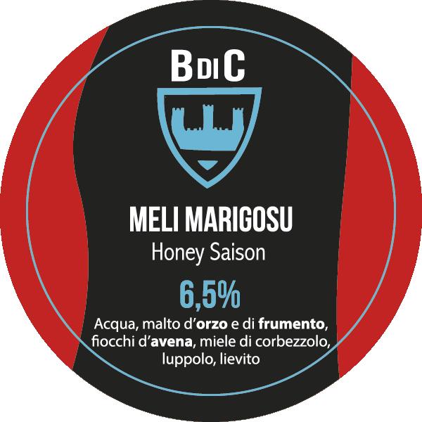 Meli Marigosu Honey Saison | Birre Speciali | Il Birrificio di Cagliari