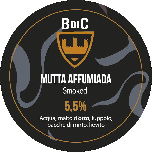 Mutta Affumiada Smoked | Birre Speciali | Il Birrificio di Cagliari