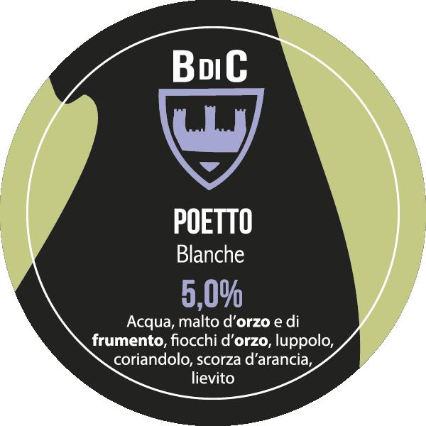 Poetto Blanche | Birre Classiche | Il Birrificio di Cagliari
