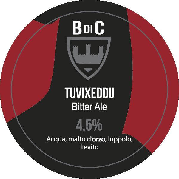 Tuvixeddu Bitter Ale | Birre Classiche | Il Birrificio di Cagliari