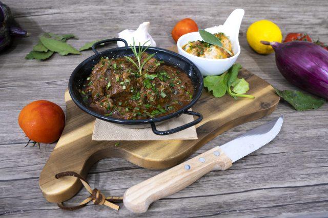 Spezzatino del birraio: cucina BDIC | Il Birrificio di Cagliari | www.ilbirrificiodicagliari.com
